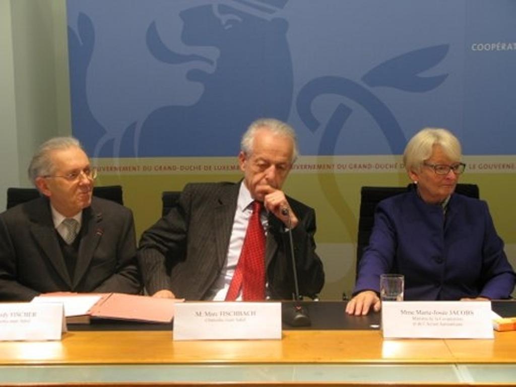 signature de l'accord cadre le 23 janvier 2013